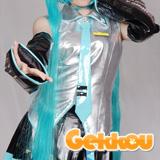 Vocaloid Cosplay Hatsune Miku Costume